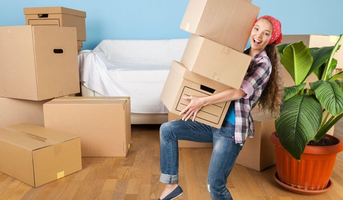 Verhuizing voorbereiden moving