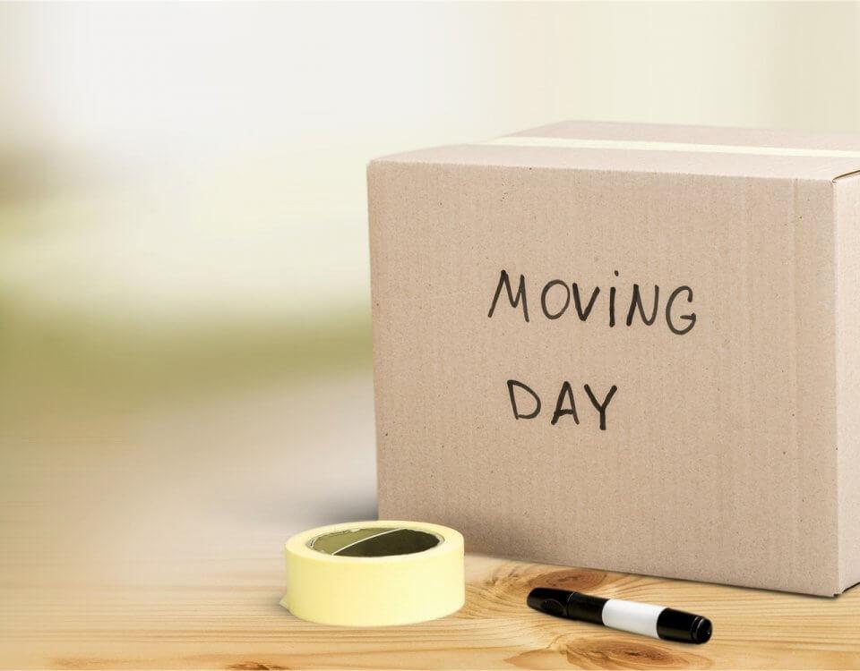 5 oorzaken van verhuisstress