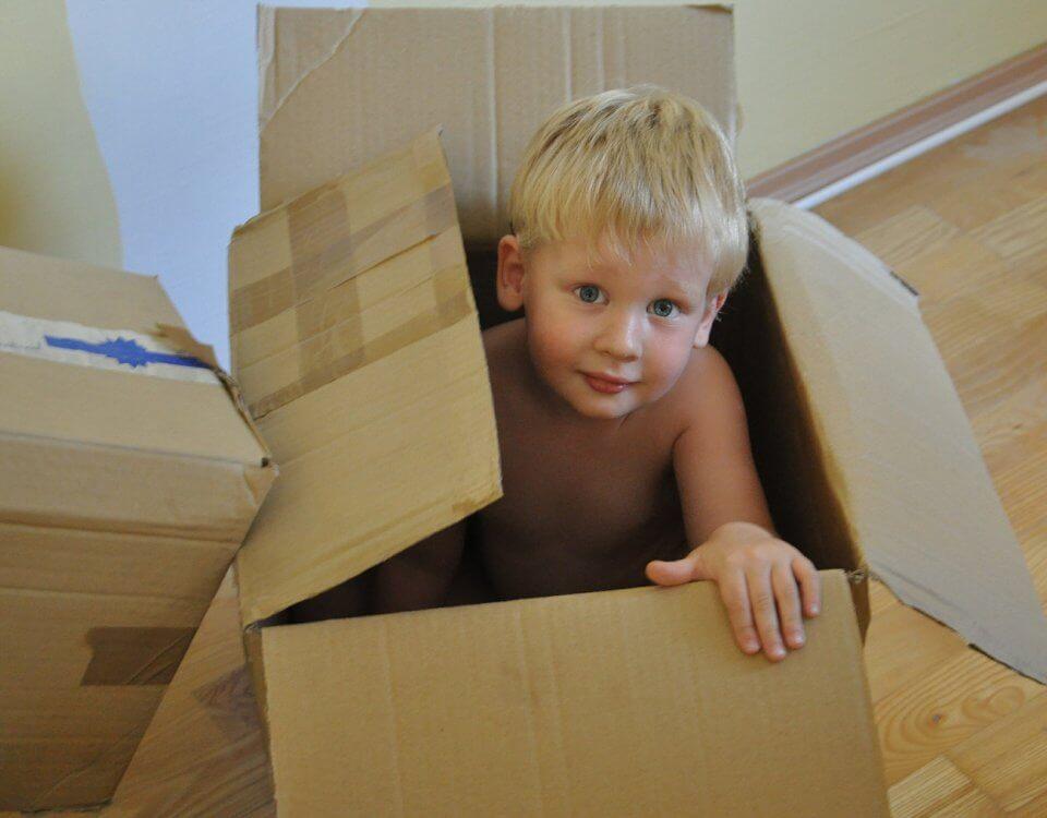 verhuizen met kinderen