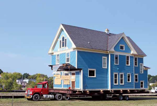 huis op wielen
